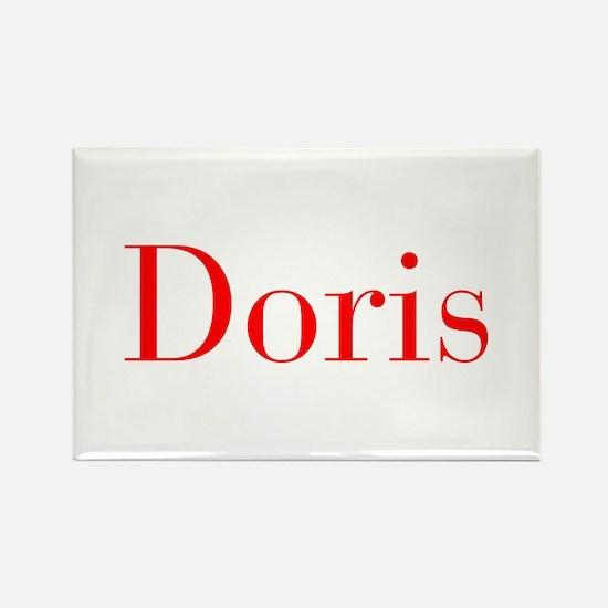 Doris-bod red Magnets