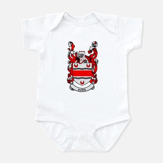 DODD Coat of Arms Infant Bodysuit
