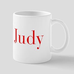 Judy-bod red Mugs