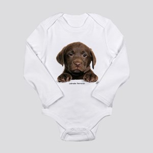 Chocolate Lab Baby Clothes Accessories Cafepress
