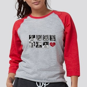 Lucy Days of the Week Womens Baseball Tee