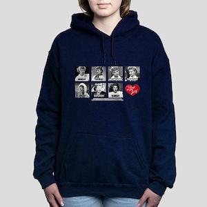 Lucy Days of the Week Women's Hooded Sweatshirt