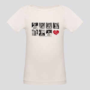 Lucy Days of the Week Organic Baby T-Shirt