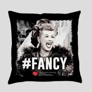 I Love Lucy #Fancy Everyday Pillow