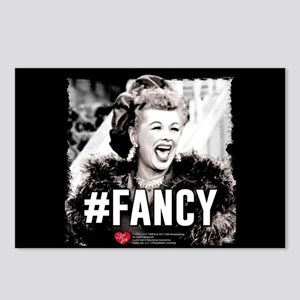 I Love Lucy #Fancy Postcards (Package of 8)