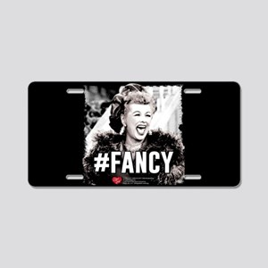 I Love Lucy #Fancy Aluminum License Plate