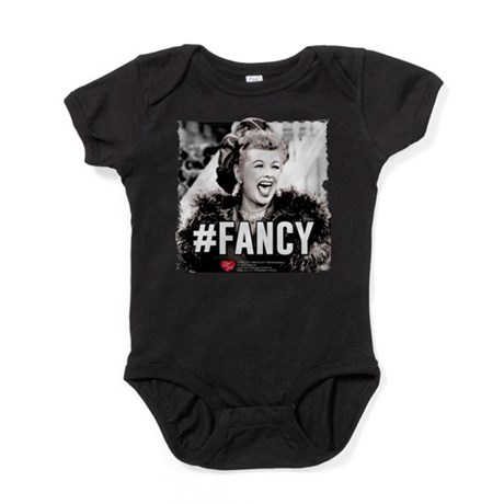 I Love Lucy #Fancy Baby Bodysuit