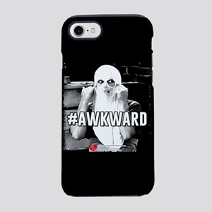 I Love Lucy #Awkward iPhone 7 Tough Case