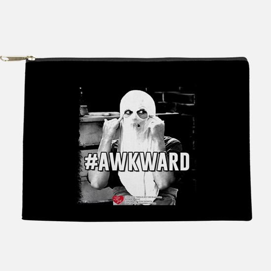I Love Lucy #Awkward Makeup Pouch