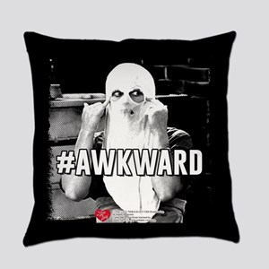 I Love Lucy #Awkward Everyday Pillow
