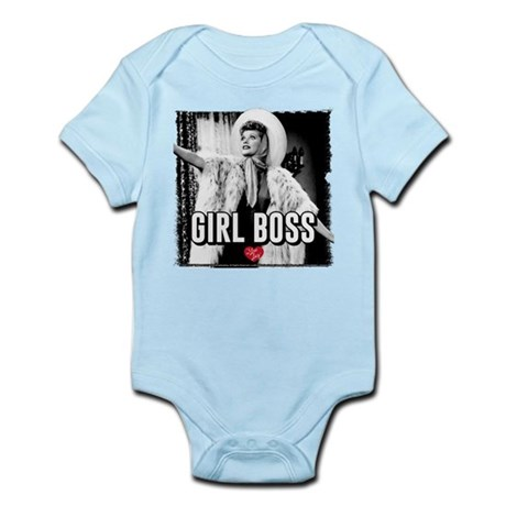138206528 CafePress I Love Lucy #Mood Cute Infant Bodysuit Baby Romper