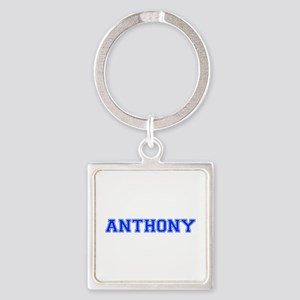 ANTHONY-var blue Keychains
