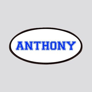 ANTHONY-var blue Patches