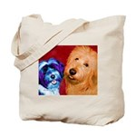 Dog Tote Bag