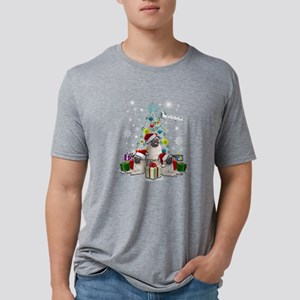 Christmas Pug Dog T-Shirt