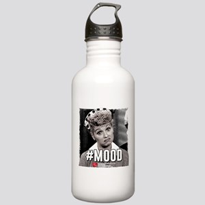 I Love Lucy #Mood Stainless Water Bottle 1.0L