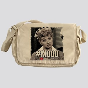I Love Lucy #Mood Messenger Bag