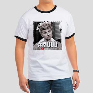 I Love Lucy #Mood Ringer T