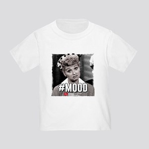 I Love Lucy #Mood Toddler T-Shirt