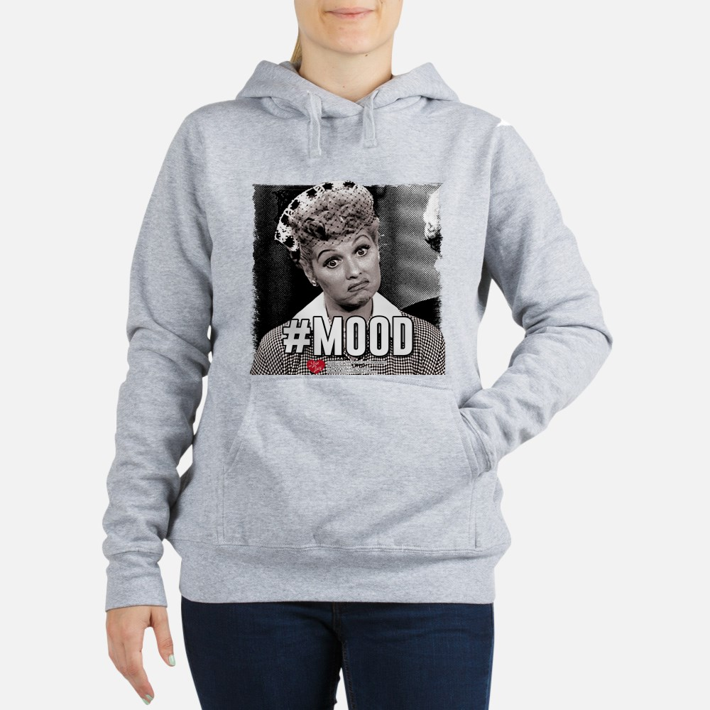 I Love Lucy #mood Hoodie