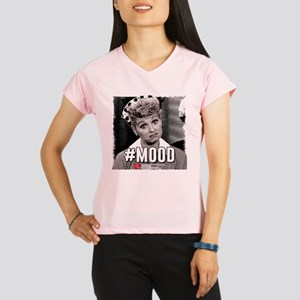 I Love Lucy #Mood Performance Dry T-Shirt
