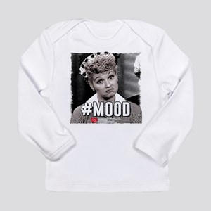 I Love Lucy #Mood Long Sleeve Infant T-Shirt