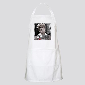 I Love Lucy #Mood Light Apron