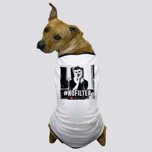 I Love Lucy #NoFilter Dog T-Shirt