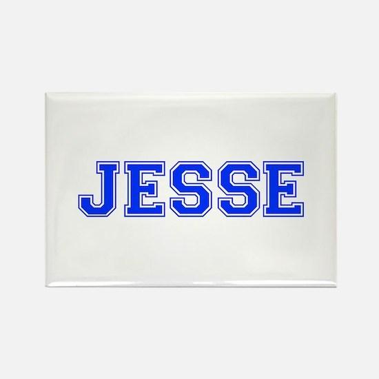 JESSE-var blue Magnets