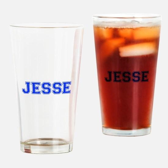 JESSE-var blue Drinking Glass