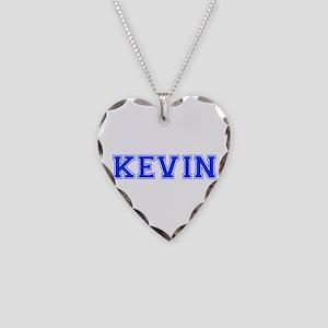 KEVIN-var blue Necklace
