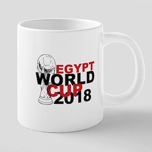 Egypt Wc 2018 - 20 Oz Ceramic Mega Mug Mugs