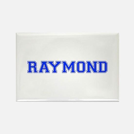 RAYMOND-var blue Magnets