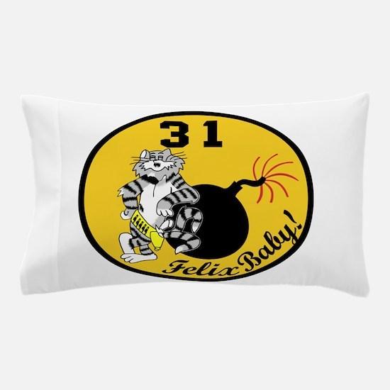 cat31.jpg Pillow Case
