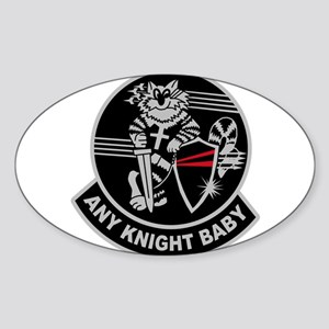 VF-154 Black Knights Rectangle Sticker