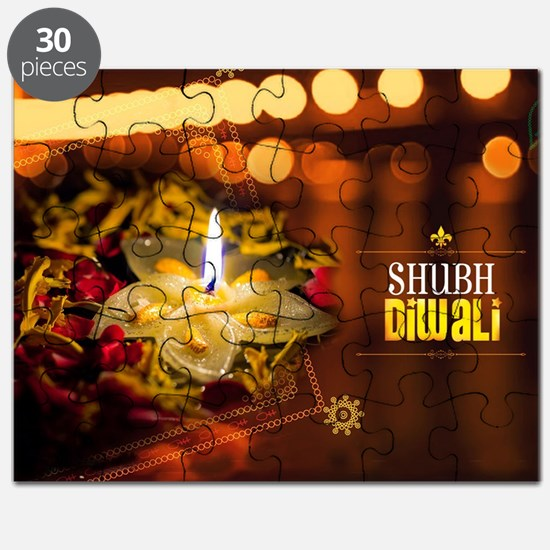 Happy Diwali Puzzle