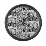 Ilovelucy Giant Clocks