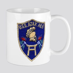 USS AJAX 11 oz Ceramic Mug