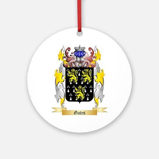 Gates Ornament (Round)