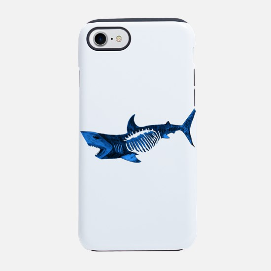 BLUE SIDED iPhone 7 Tough Case
