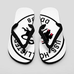 uss_hollister Flip Flops