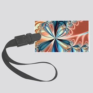 Flourish Large Luggage Tag