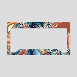 Flourish License Plate Holder