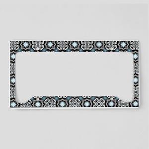 Intervolve Mosaic License Plate Holder