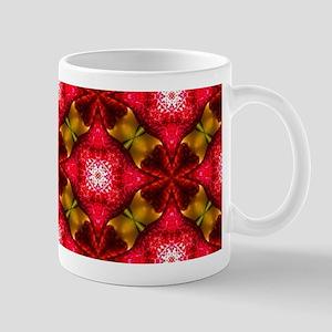 Colorful Kaleidoscope Pattern Mug