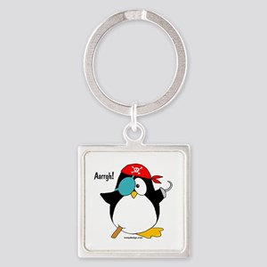 2-penguinpirateargh2000 Keychains