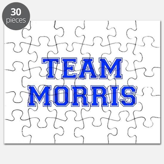 team MORRIS-var blue Puzzle