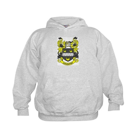 COVENTRY Coat of Arms Kids Hoodie