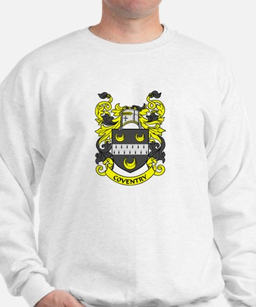 COVENTRY Coat of Arms Sweatshirt