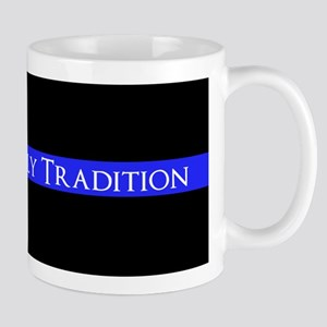 Police Family Tradition Mugs